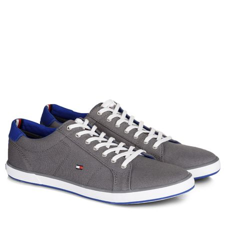 ΑΝΔΡΙΚΑ ΠΑΠΟΥΤΣΙΑ SNEAKERS TOMMY HILFIGER STEEL GREY