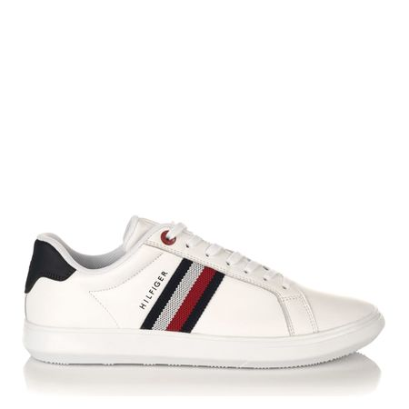 ΑΝΔΡΙΚΑ SNEAKERS TOMMY HILFIGER WHITE